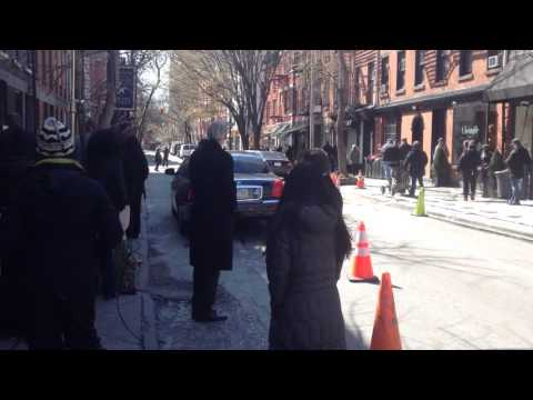 The Blacklist in the West Village