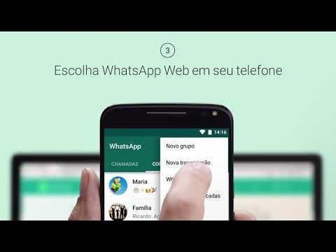 Como utilizar o WhatsApp no seu computador