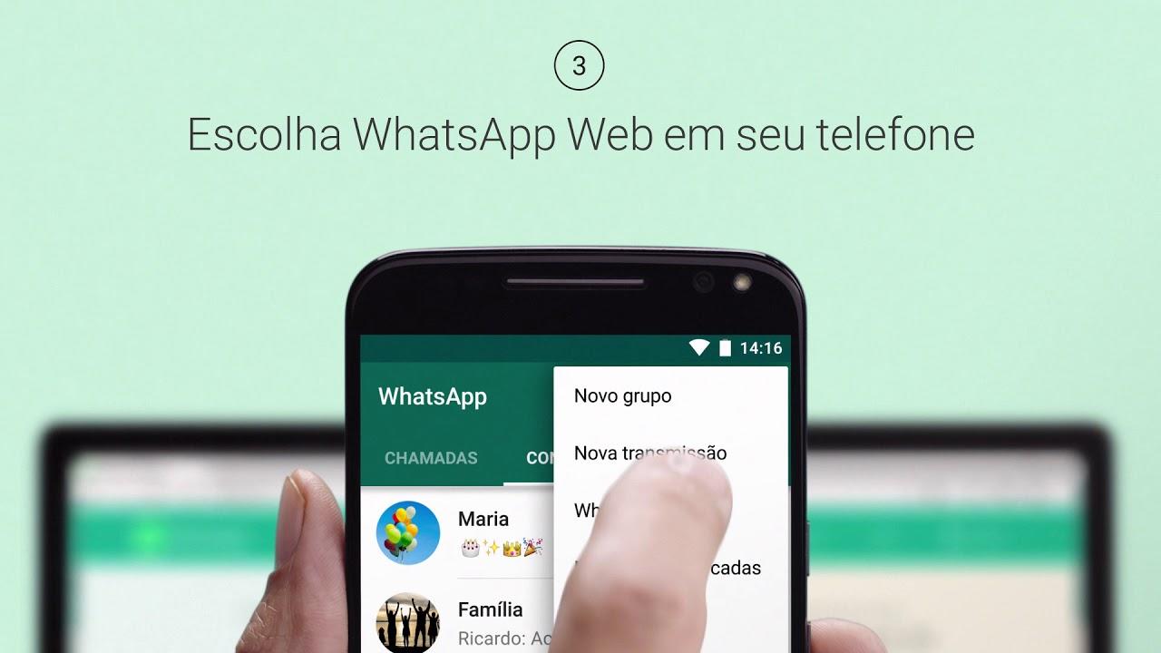 Como Usar O Whatsapp Web No Pc Guia Pratico Tecnoblog