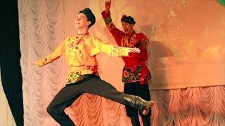 Ансамбль Парус г.  Находка обучение детей и молодежи русским народным танцам