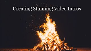 Het Maken van een Intro Video