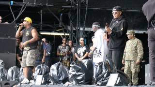 Davy DMX with Public Enemy @ South West Four Festival - Trailer