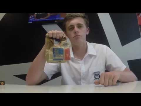 Build a Burger Advertisement: Luke Ellis Craves a Quality Burger!