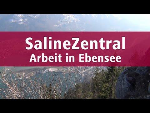 SalineZentral – Arbeit in Ebensee