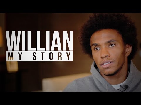 "Willian | ""Signing for Chelsea was... unusual!' 