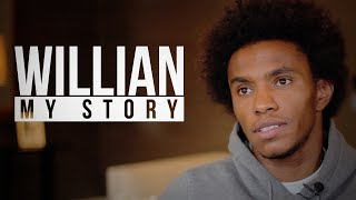 "Willian | ""Signing for Chelsea was... unusual!"