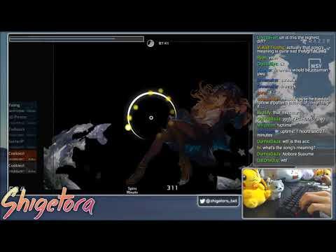 Cookiezi | KikuoHana - Nobore! Susume! Takai Tou [Expert] +HD,DT 1256/1833x 1xMiss 97.30%