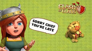 I Am Late | Journey To Legend #4 Clash of Clans - COC