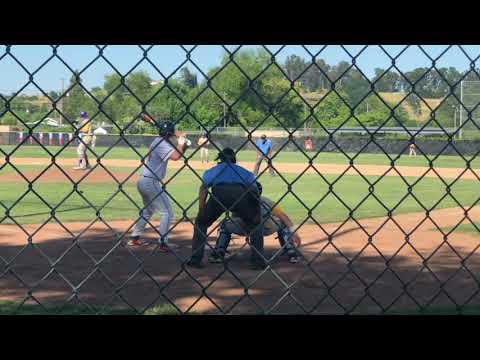 Josh Petrill- RHP/ co-2020 Will C Wood High School/ highlights vs Vaca High