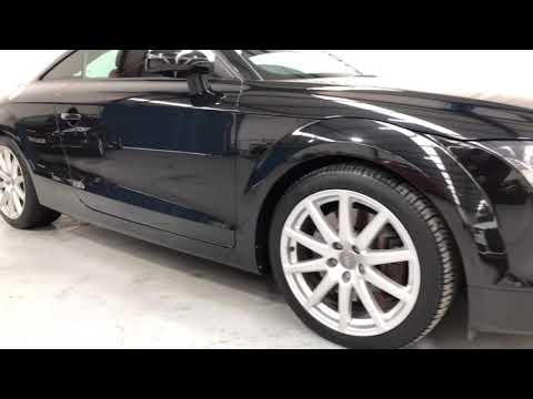 2007 Audi TT Coupe 3.2 Quattro Manual