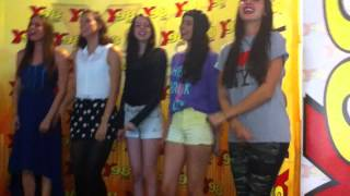 "Cimorelli - ""Party In The USA"" (Miley Cyrus) - St.Louis 7/25/13"