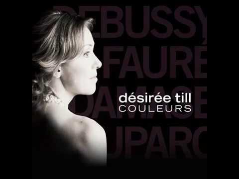 Clair de Lune Op.46 No.2 by Gabriel Fauré - Désirée Till with Trio Désirée