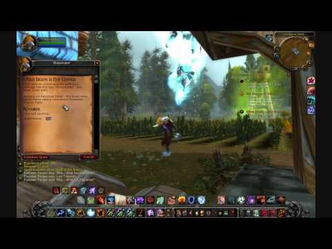 Cataclysm Beta - Battle of Andorhal Forsaken pt3