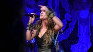 BLANCO Y NEGRO - Malú (28/10/11 Palau de la Música Catalana Barcelona) [HD]