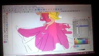 Manga Studio v3 (Draw wt Camille K)
