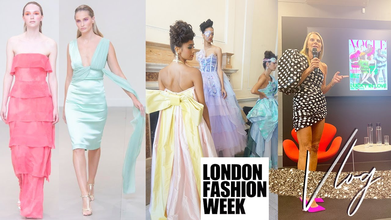 [VIDEO] - LONDON FASHION WEEK SS20 VLOG AND STREET STYLE LOOKBOOK 1