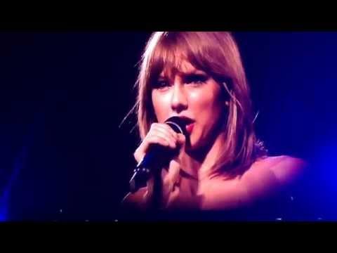 Taylor Swift Clean Speech SLC