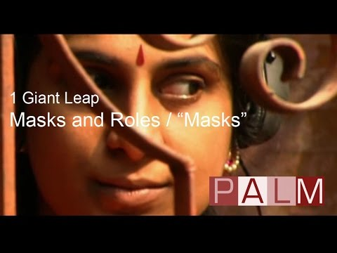 "1 Giant Leap Film: Masks and Roles - ""Masks"" featuring Dennis Hopper - Linton Kwesi Johnson"