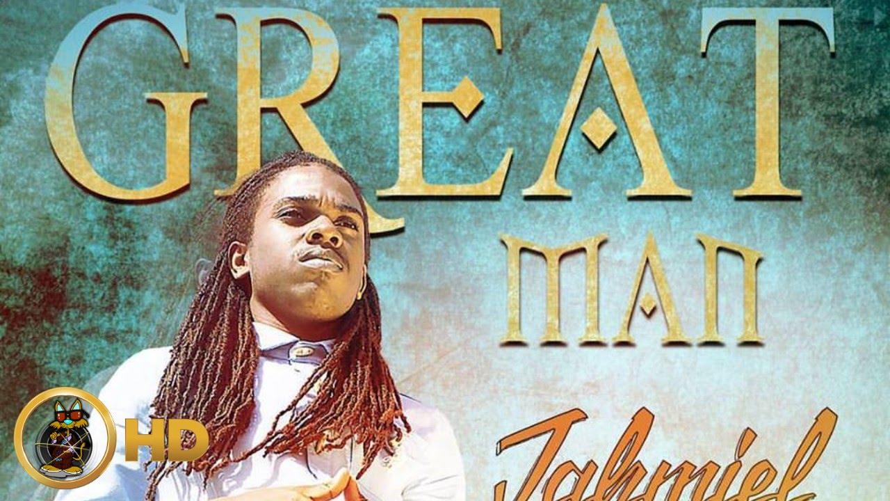Download Jahmiel - Great Man - Audio Visualizer