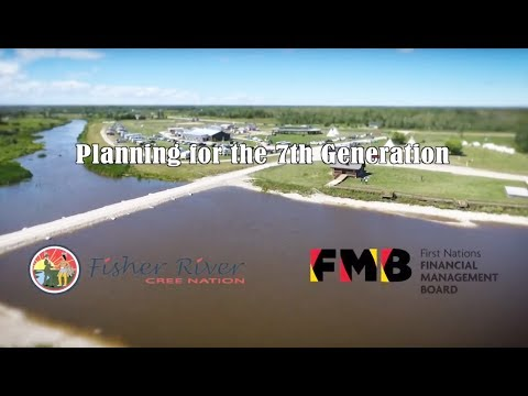 Fisher River Cree Nation received Financial Management System Certificate - 2017