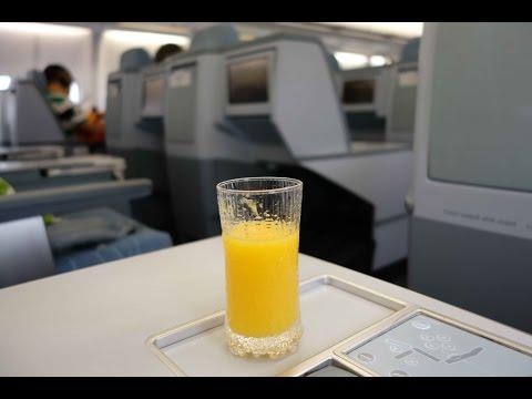 Full flight review FINNAIR flight AY 52 Beijing to Helsinki