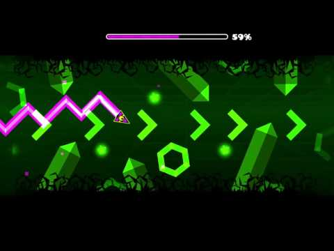 Geometry Dash  Enchanted Realm by haoN