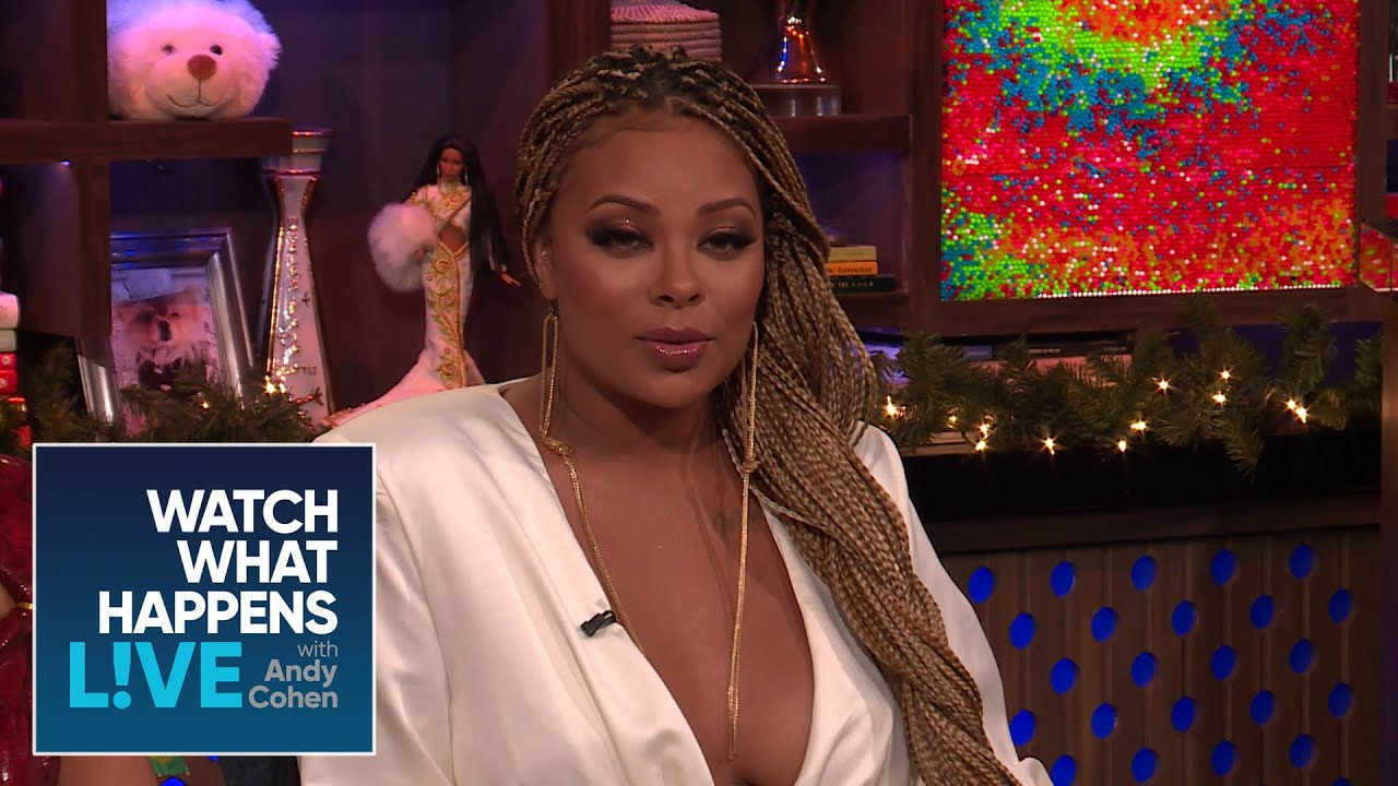 Eva Marcille on her Relationship with Nene Leakes | WWHL
