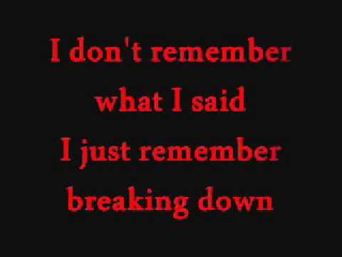Eli Young Band- Drunk Last Night Lyrics