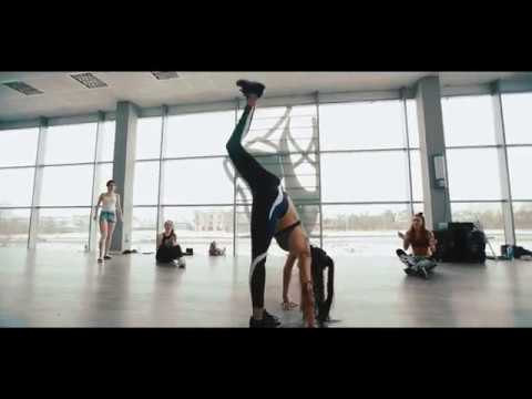 KONSHENS - ACTION | FEMALE DANCEHALL WORKSHOP BY DAHA ICE CREAM | SARATOV CITY