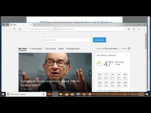 windows system update readiness tool