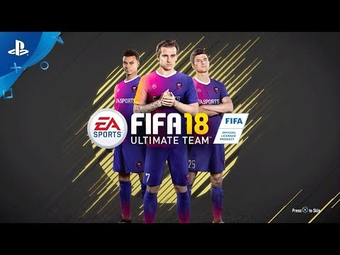 FIFA 18 – What Is FUT | PS4
