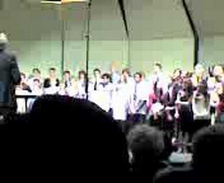 Chisago Lakes Middle School Choir concert