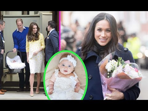 Royal baby: Meghan Markle will not come welcome visit Kate in hospital? Report of confrontation
