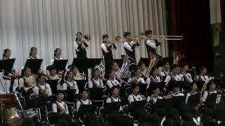 2018.9.14に開催された春日丘高校文化祭での吹奏楽部ステージです(4/4...
