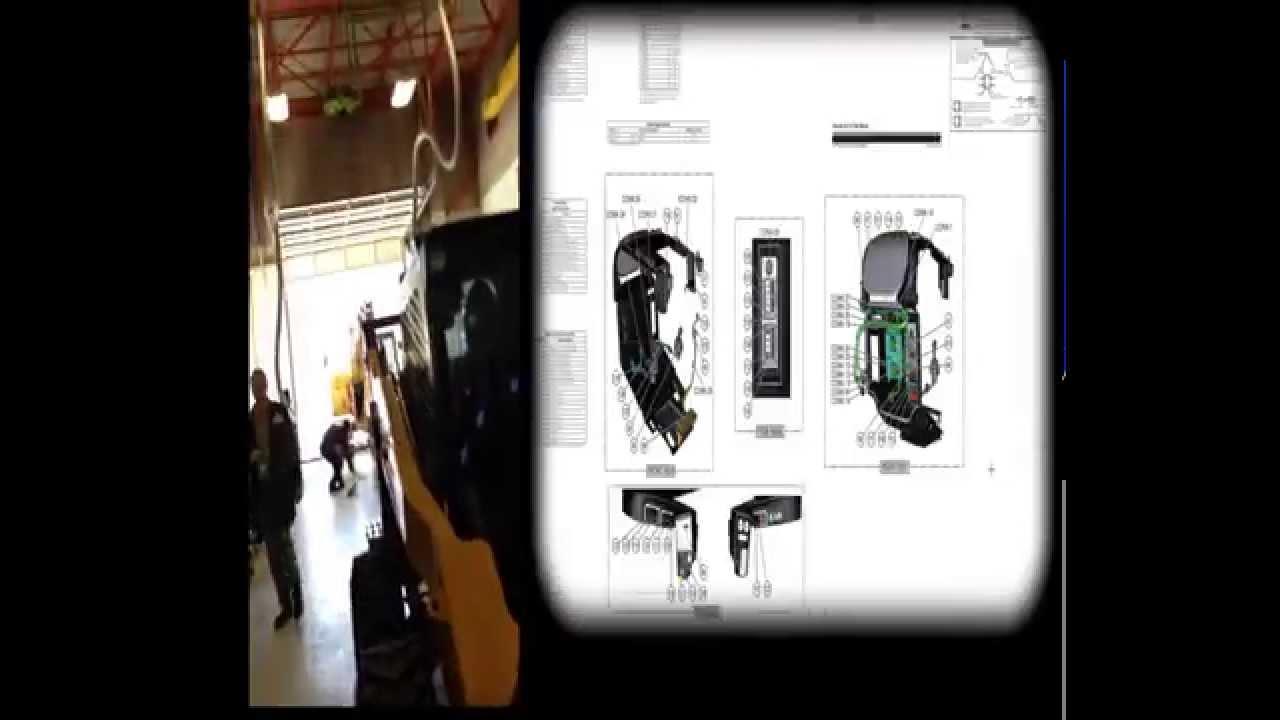 How a starter motor works in 272d skid steer youtube for How a starter motor works