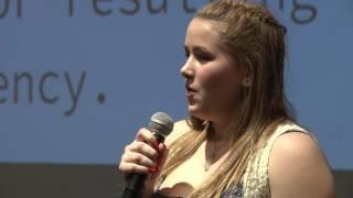Alcoholism and Drug Abuse in Teenagers | Megan Hanley | TEDxBarringtonHighSchool