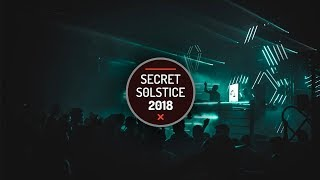 Shaun Reeves b2b Ryan Crosson @ Secret Solstice 2018