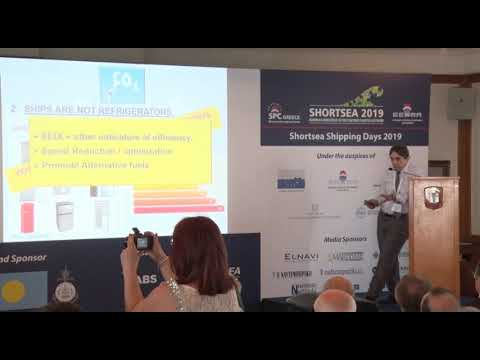 Shortsea Shipping Days 2019: Session 2 – Energy and fuels