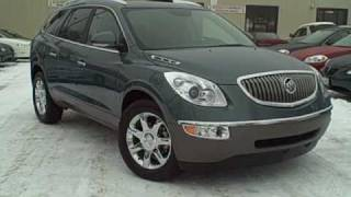 #8219 2008 Buick Enclave CXL 11k $$31995 Tom Sparks Buick Of Dekalb Chevy Of Hinckley Illinois