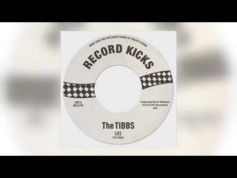 02 The Tibbs – Lies (Instrumental Version) [Record Kicks]