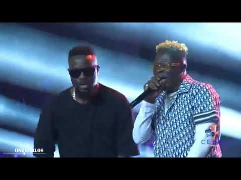 Download Sarkodie And Shatta Wale Has Joined 666 Illuminati mp3