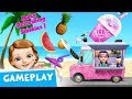 Summer Snacks & Holiday Makeovers! Sweet Baby Girl Summer Fun 2 Gameplay | TutoTOONS Kids Games
