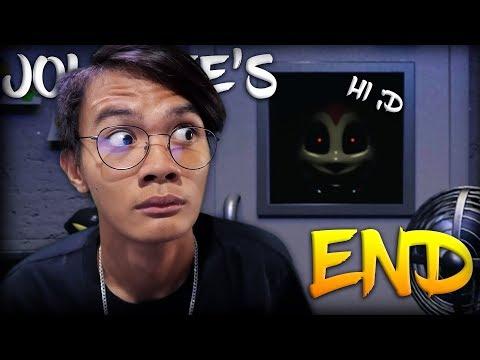 MCDO PARIN!! | Jollibee's (Horror Game) - #ENDING
