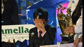 WINNING MOMENTS: Jhon Clyd  Talili is Tawag Ng Tanghalan Kids  Grand Champion