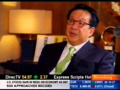 Tan Sri Francis Yeoh Speaks to Haslinda Amin on Blommberg TV's Asia's Business