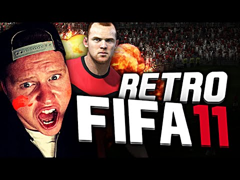 RETRO FIFA 11 MOST INTENSE PENALTY SHOOT OUT EVER?!