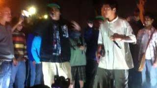 Carlitos vs Aczino - Raptonda 16-04-2014 HHI