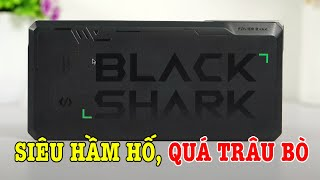 Trên tay Pin dự phòng Black Shark 20.000 mAh sạc nhanh, QUÁ HẦM HỐ kiểu gaming