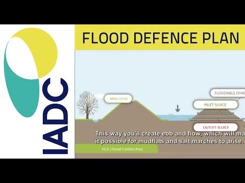 Dredging: Sigmaplan - flood defence plan