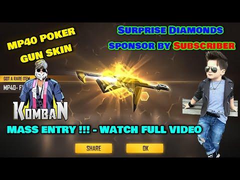 subscriber-പയ്യൻ-ഫ്രീ-ആയി-diamond-തന്ന്-കട്ട-സപ്പോർട്ട്---poker-mp40-spin-malayalam-#kmckomban